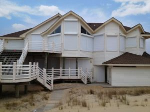 Roll Storm Shutters Outer Banks NC