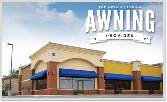 A&A Awnings - The Area's Leading Awning Provider