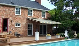 retractable awnings hampton roads virginia